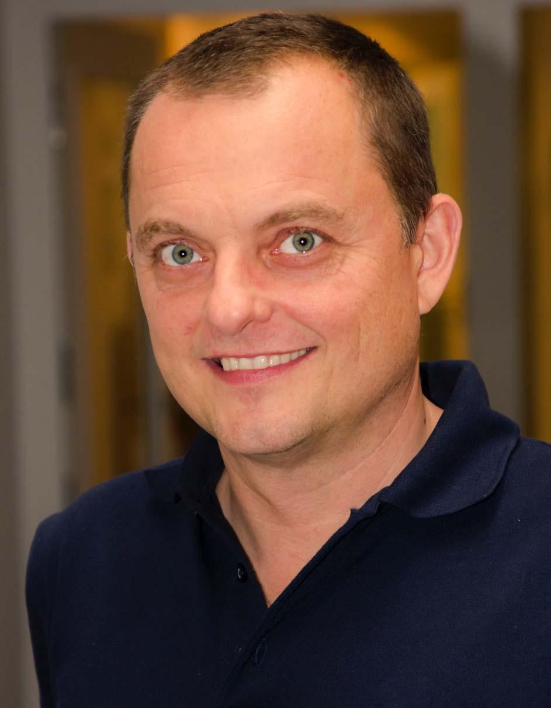 Porträtaufnahme Dr. Zoltan Zsilinszky Orthopäde Rosenheim